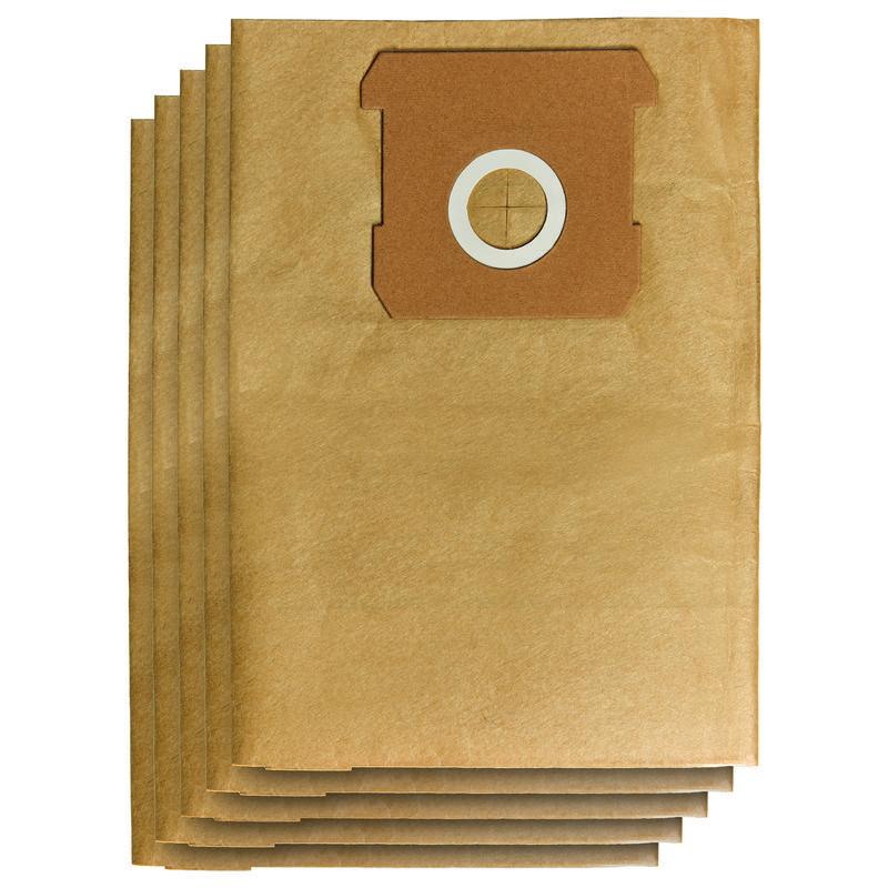 Příslušenství vysavače na mokré a suché vysávání Dirt Bag Filter 10l (5 pcs.)