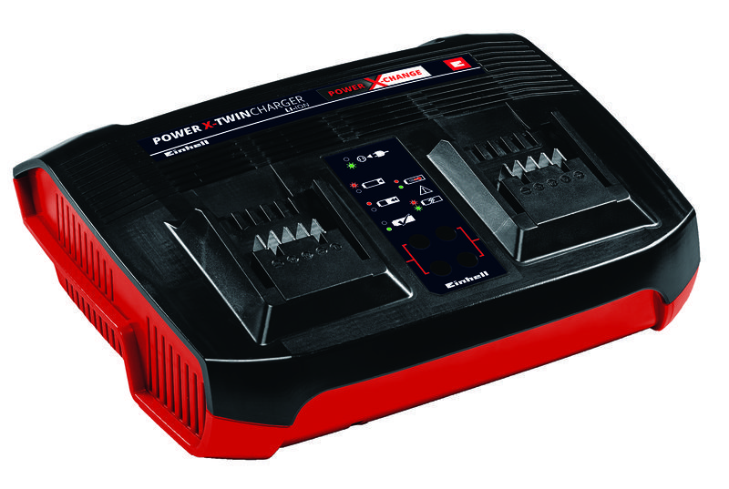 Productimage Charger P-X-Twincharger 3A BiV;EX;BR
