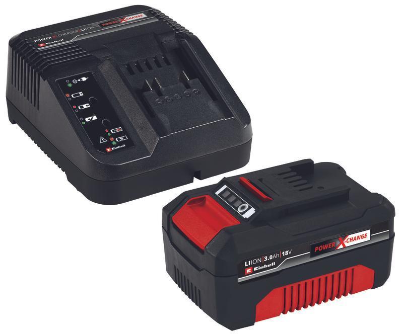 Startovací sada PXC Starter-Kit Power-X-change 18V/3,0 Ah Einhell Accessory