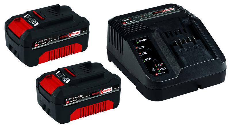 Productimage PXC-Starter-Kit 2x 3,0Ah & 30min PXC Kit
