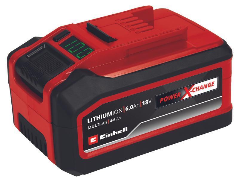 Productimage Battery 18V 4-6 Ah Multi-Ah PXC Plus