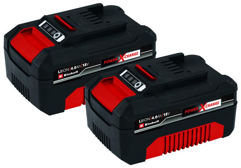 Baterie 2x18V 4,0Ah PXC-Twinpack BP 1