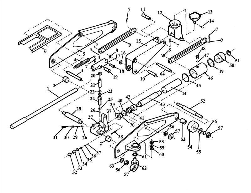ersatzteile zu hrw 199 1 rangierwagen einhell. Black Bedroom Furniture Sets. Home Design Ideas
