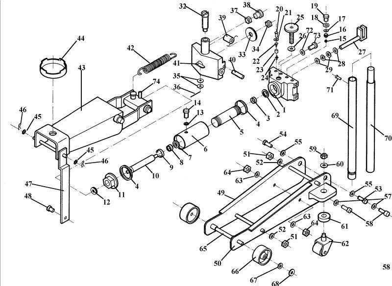 ersatzteile zu prh 2001 rangierwagen einhell rangierwagenheber. Black Bedroom Furniture Sets. Home Design Ideas