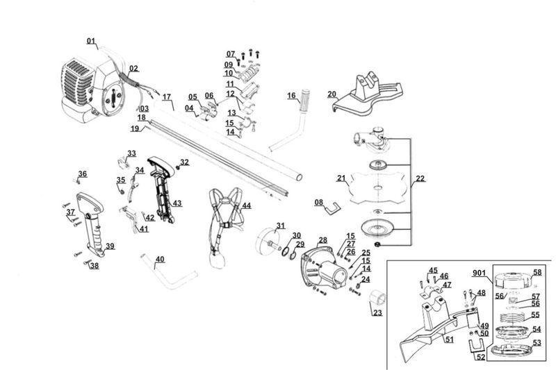 ersatzteile zu rbc 41 royal benzin sense. Black Bedroom Furniture Sets. Home Design Ideas