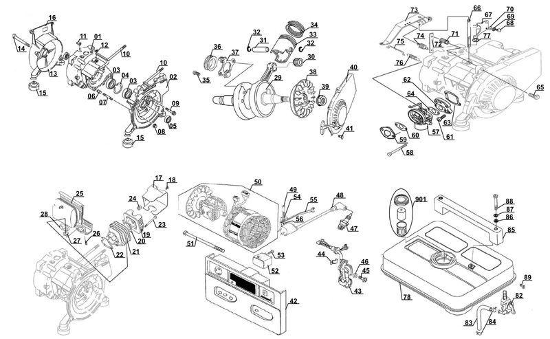 ersatzteile zu ste 850 alpha tools stromerzeuger benzin. Black Bedroom Furniture Sets. Home Design Ideas