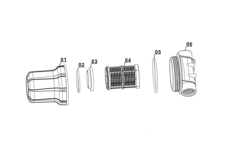 ersatzteile zu tcwf 12 top craft pumpen zubeh r. Black Bedroom Furniture Sets. Home Design Ideas