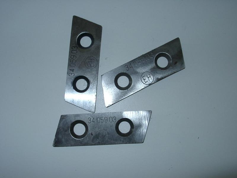 Productimage Shredder Accessory 3pcs knife kit