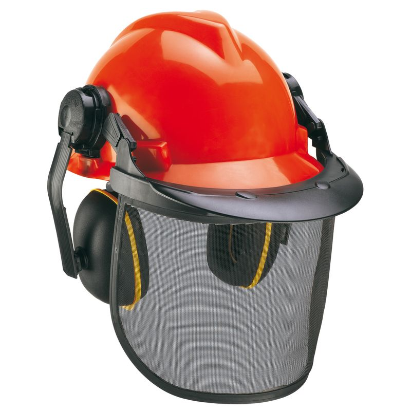Productimage Forest Safety Helmet Forstschutzhelm