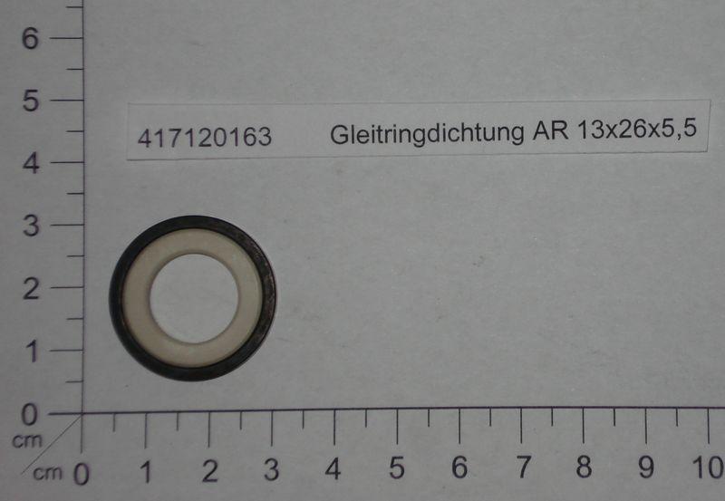 Productimage  Gleitringdichtung AR 13x26x5,5