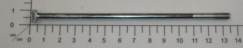 Productimage  extra long hex bolt