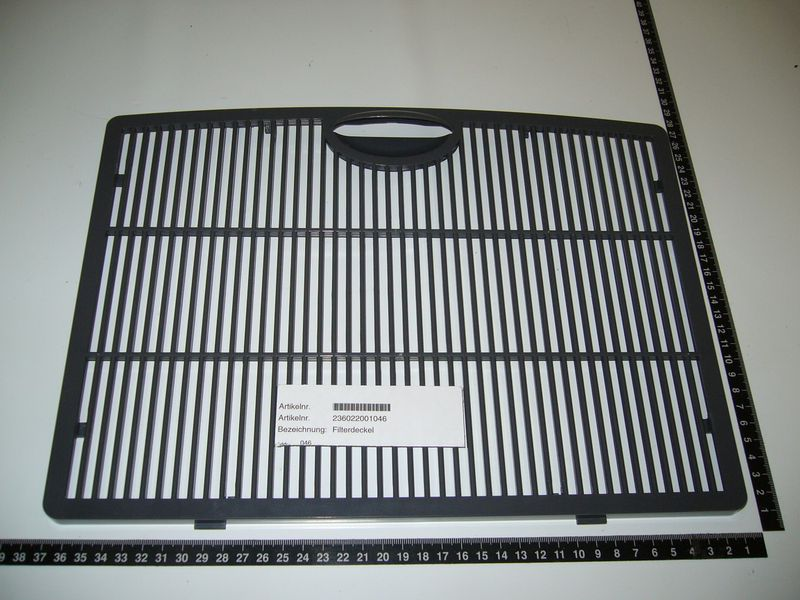 Productimage  air inlet grille
