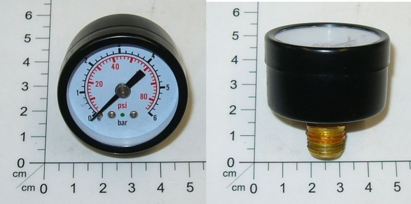 Productimage  Pressure gauge