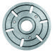 Productimage Metal Lathe Accessory Face plate 125 mm