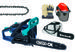 Productimage Petrol Chain Saw Kit BG-PC 3735 Kit