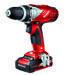Productimage Cordless Drill TE-CD 18 Li Kit