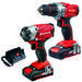 Productimage Power Tool Kit TE-TK 18 Li Kit (CD+CI)