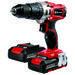 Productimage Cordless Impact Drill TE-CD 18/2 Li-i Kit