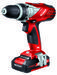 Productimage Cordless Drill TE-CD 18 Li(2x2,0Ah); EX; CO