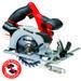 Productimage Cordless Circular Saw TE-CS 18 Li-Solo; EX; ARG