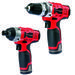 Productimage Power Tool Kit TC-TK 12 Li (2x1,5Ah); EX; UK