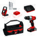 Productimage Power Tool Kit TE-CD 18/2 Li Kit; EX; US