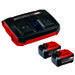 Productimage PXC-Starter-Kit 2x 5,2Ah & Twincharger Kit