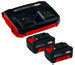 Productimage PXC-Starter-Kit 2x 4,0Ah & Twincharger Kit