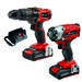 Productimage Power Tool Kit 18V 2.0Ah Twinpack/1; EX; UK