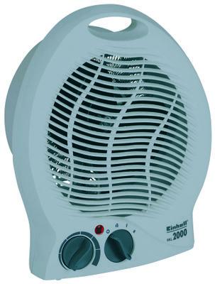 einhell-heating ventilátoros-hősugárzó hkl-2000 produktbild 1