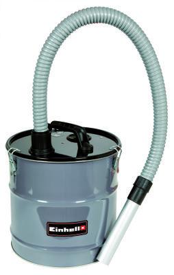 Ash fine filter, 18 L