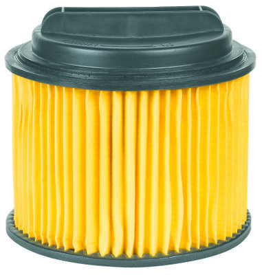 Pleated Filter With Lid