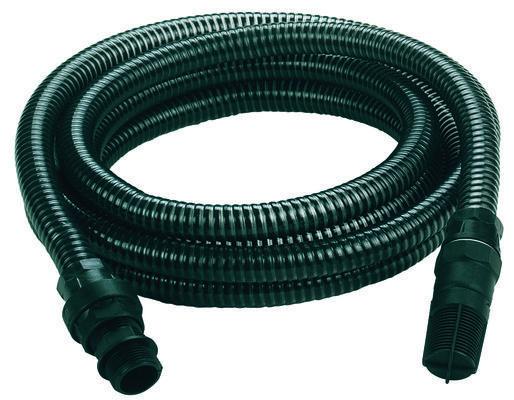 Suction hose 4 m, plastics