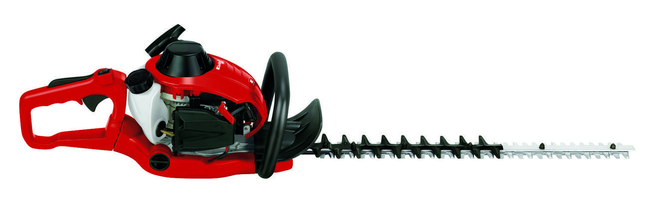 Powerful hedge trimmers with petrol, electric or battery operation