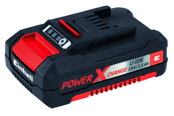 18V 1,5 Ah Power-X-Change