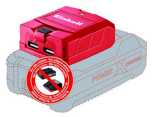 TE-CP 18 Li USB-Solo; EX; ARG