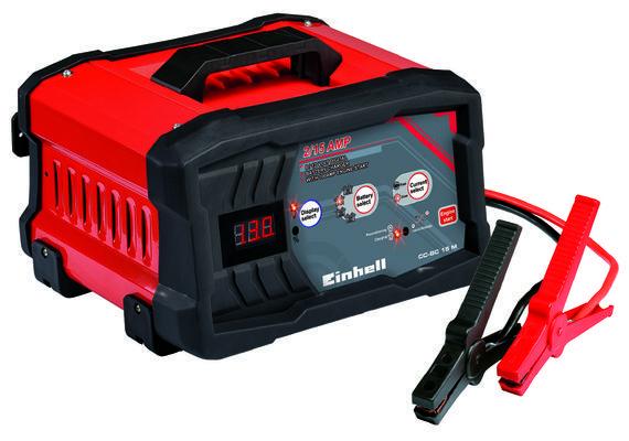 CC BC 15 M Einhell Car Classic Batterie Ladegerät
