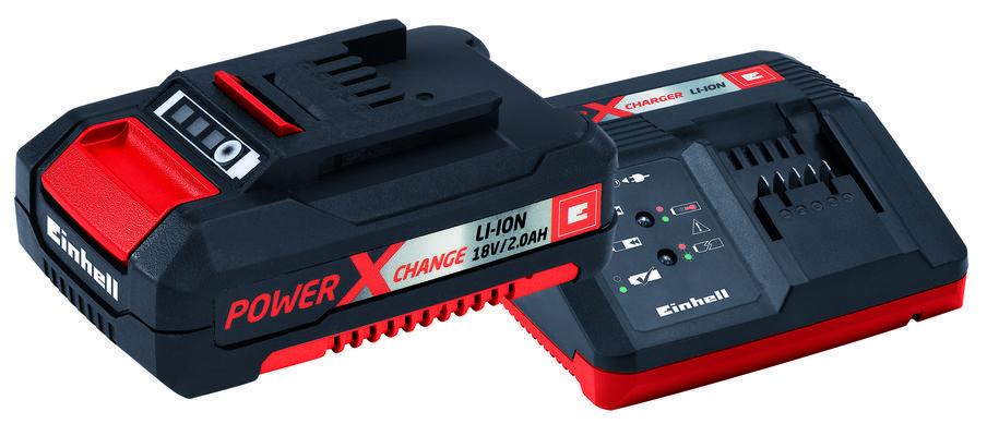 18V Starter-Kit; Bivolt; EX;BR