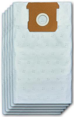 Synthetic dust bag 15L (5 pcs)