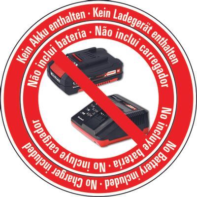 einhell-expert-plus amoladora-angular-inalámbrica te-ag-18/115-li-solo logo-/-button 5