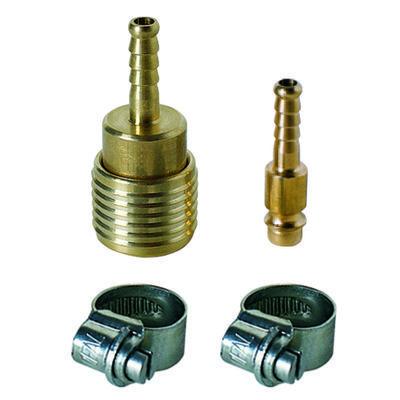 hose connector set 6mm dia