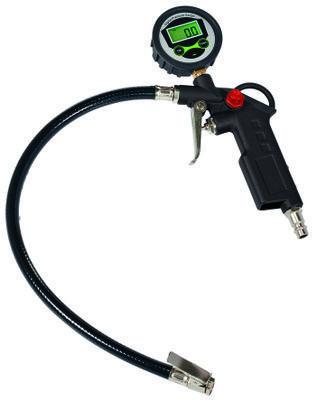 Pistola gomme con manometro digitale