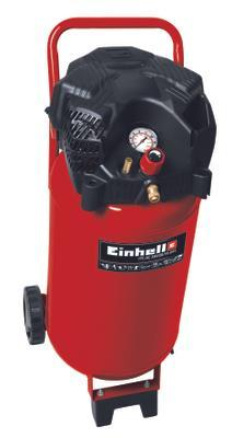 Einhell Kompressor Werkzeug Zubehor ölgeschmiert Große Räder und Haltebügel NEU