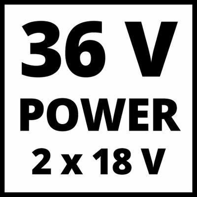 einhell-expert akülü-çim-biçme rasarro-(2x4-ah) vka 3