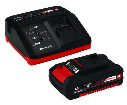 Starter-Kit Power-X-Change 18 V/1,5 Ah Einhell Accessory