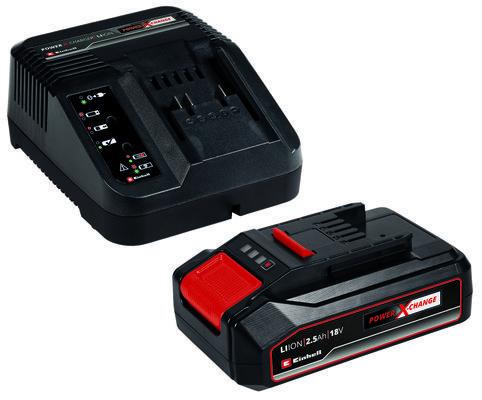 18V 2,5Ah PXC Starter Kit
