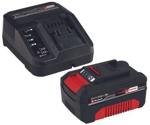 18V 3,0Ah PXC Starter Kit