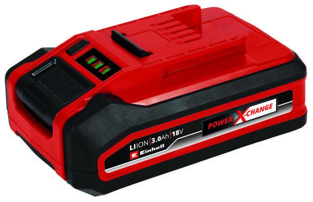 18V 3,0Ah Power X-Change Plus
