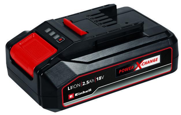 18V 2,5Ah Power X-Change