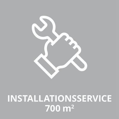 Installationsservice-700qm; DE